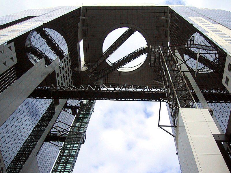 800px-Umeda_Sky_building_01