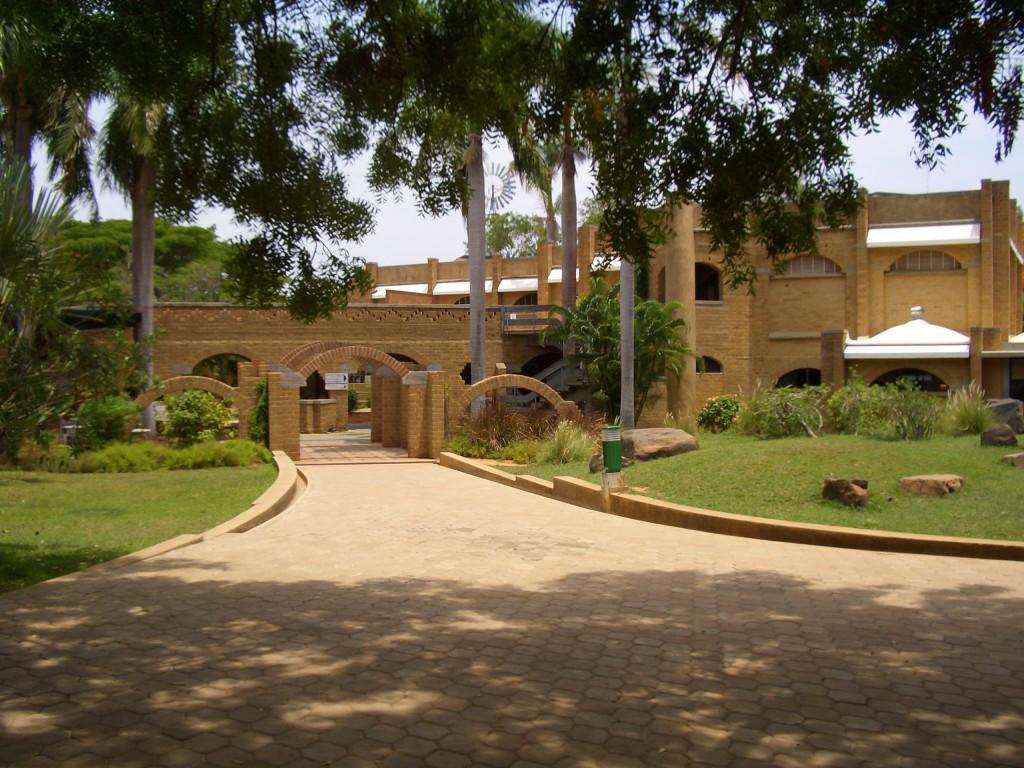 Centru de meditatie in Auroville