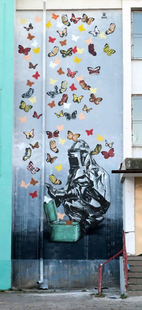 Un-hidden Bucharest John Dot S atelier