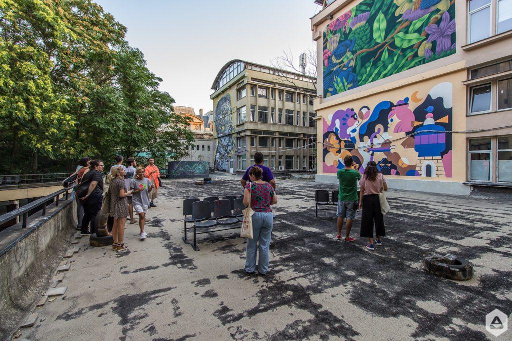 Un-hidden Bucharest Paul Dunca tur ghidat 1